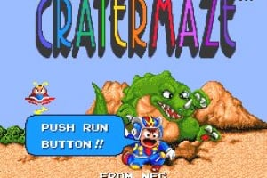 Cratermaze Screenshot
