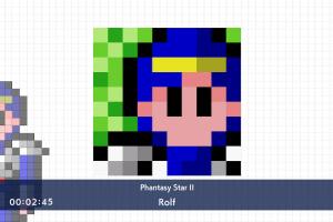 PICROSS S GENESIS & Master System edition Screenshot