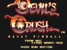 Devil's Crush Screenshot