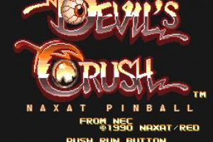 Devil's Crush Screenshot