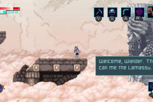 Axiom Verge 2 Screenshot