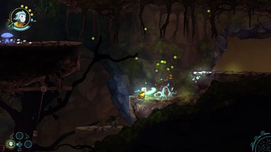 Greak: Memories of Azur Review-Screenshot 3 of 3