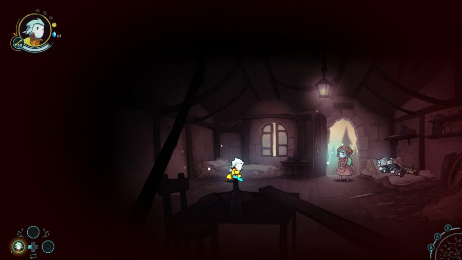 Greak: Memories of Azur Review - Screenshot 1 of 3