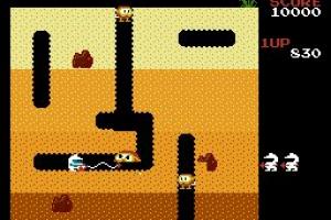Dig Dug Screenshot