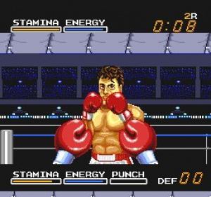 Digital Champ: Battle Boxing Review - Screenshot 2 of 2
