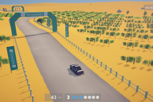 art of rally Screenshot