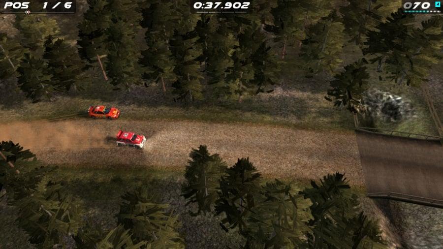 Rush Rally Origins Review - Screenshot 1 of 6