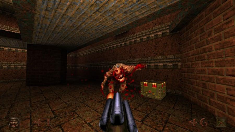 Quake Review - Screenshot 1 of 3