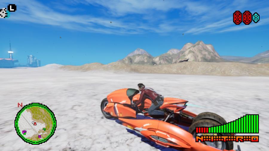 No More Heroes III Review - Screenshot 1 of 4