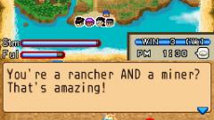 Harvest Moon: Island of Happiness Screenshot