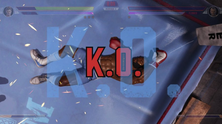 Big Rumble Boxing: Creed Champions Review - Screenshot 2 of 4