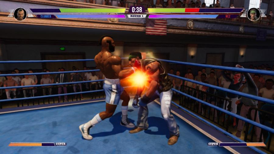Big Rumble Boxing: Creed Champions Review - Screenshot 1 of 4