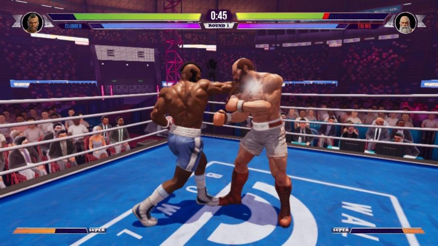 Big Rumble Boxing: Creed Champions Review - Screenshot 4 of 4