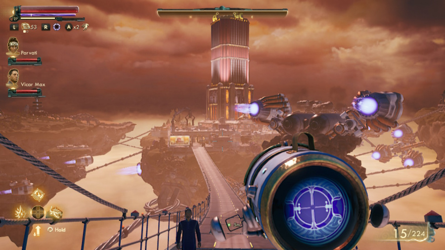 The Outer Worlds: Murder on Eridanos Review - Screenshot 3 of 4