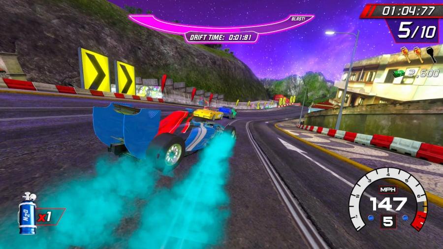 Cruis'n Blast Review - Screenshot 1 of 5