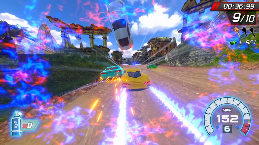 Cruis'n Blast Review - Screenshot 5 of 5