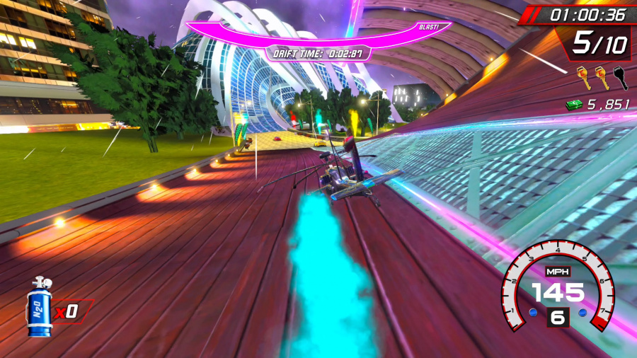 Cruis'n Blast Review - Screenshot 4 of 5