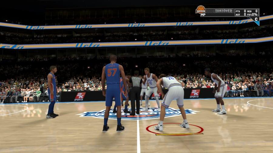 Ulasan NBA 2K22 - Tangkapan layar 2 dari 5