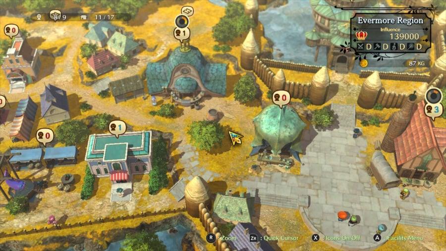 Ni No Kuni II: Revenant Kingdom Review - Screenshot 4 of 5