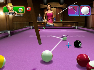 Midnight Pool Review - Screenshot 1 of 4