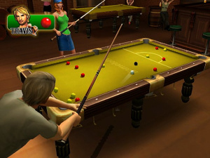 Midnight Pool Review - Screenshot 3 of 4