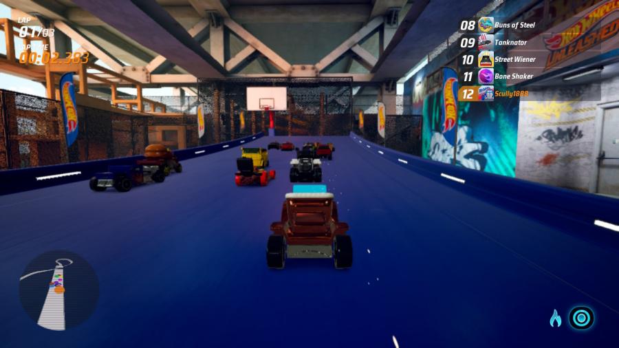 Hot Wheels Unleashed Review - Screenshot 1 of 6