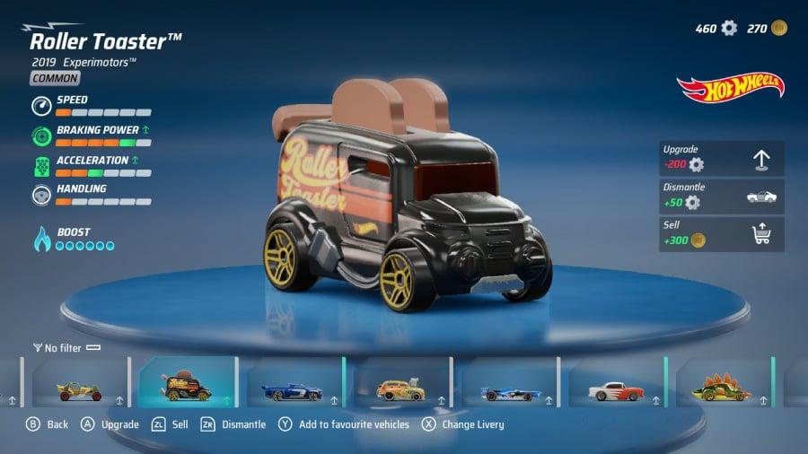 Hot Wheels Unleashed Review - Screenshot 2 of 6