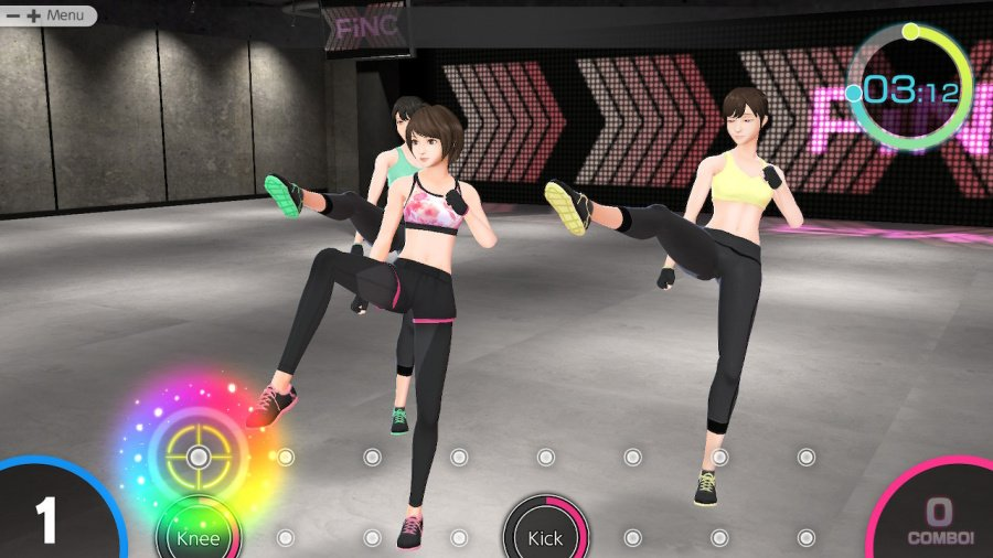 Knockout Home Fitness Review-Screenshot 4/5