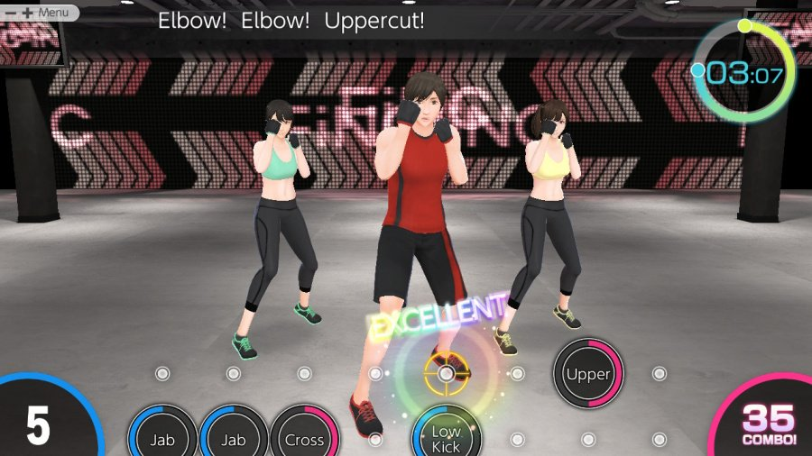 Knockout Home Fitness Review-Screenshot 3/5