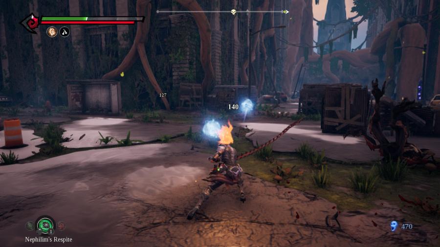 Darksiders III Review - Screenshot 1 of 4