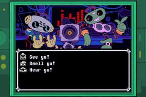 DELTARUNE Chapter 2 Screenshot