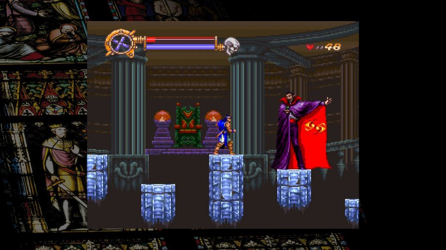Castlevania Advance Collection Review-Screenshot 5/6