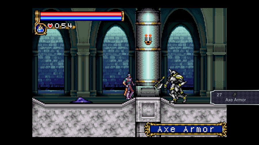 Castlevania Advance Collection Review-Screenshot 2/6