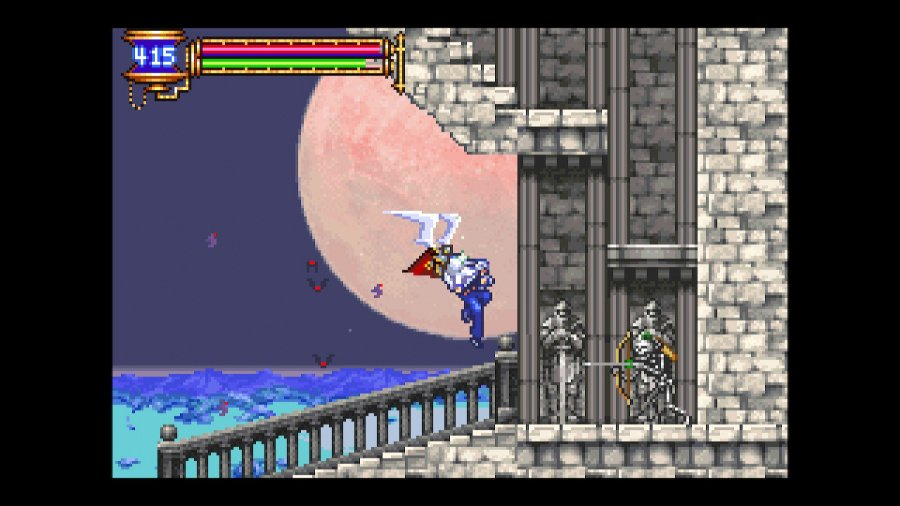 Castlevania Advance Collection Review-Screenshot 3/6