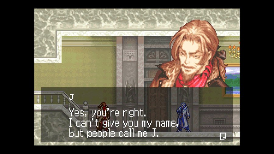 Castlevania Advance Collection Review - Screenshot 1 of 6