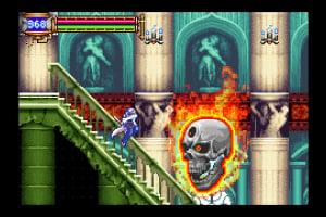 Castlevania Advance Collection Screenshot