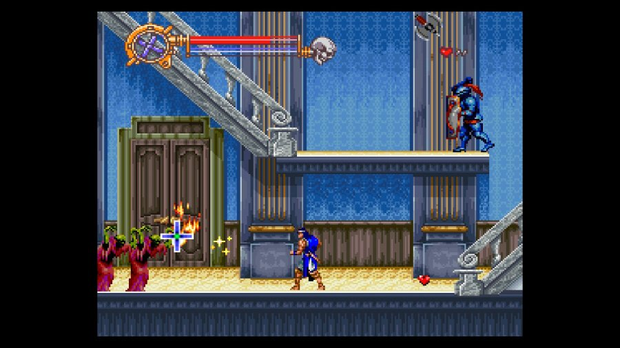 Castlevania Advance Collection Review-Screenshot 6/6