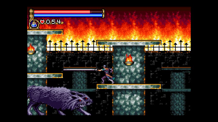 Castlevania Advance Collection Review-Screenshot 4/6