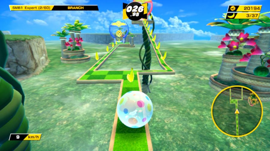 Super Monkey Ball Banana Mania Review-Screenshot 4/7