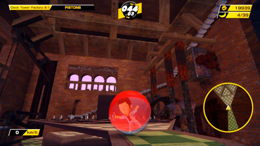 Super Monkey Ball Banana Mania Review-Screenshot 6/7