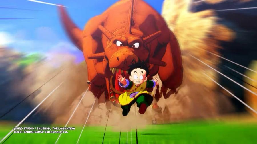 Dragon Ball Z: Kakarot + A New Power Awakens Set Review - Screenshot 1 of 4