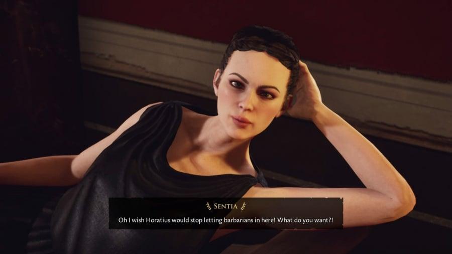 The Forgotten City - Cloud Version Review - Screenshot 3 of 5