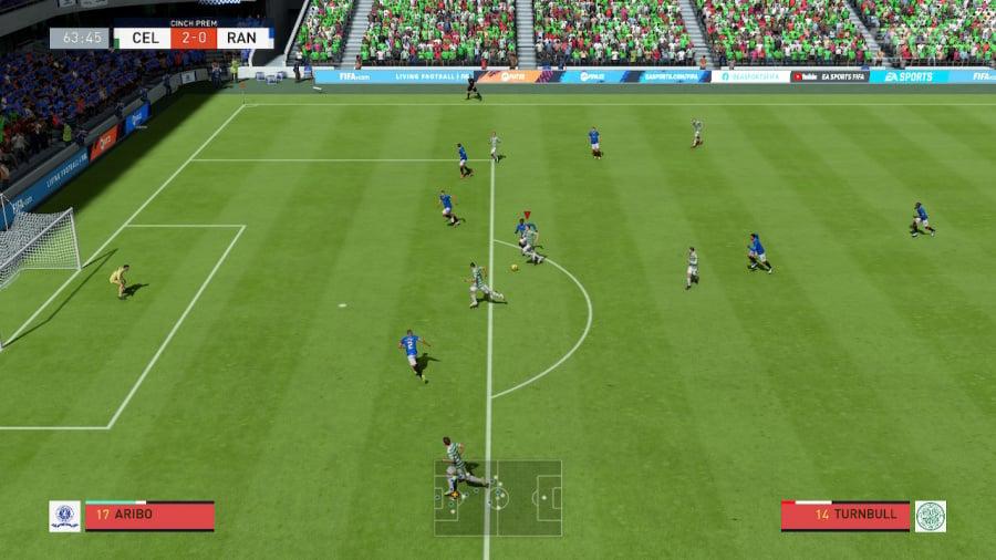 FIFA 22 Review-Screenshot 2/5