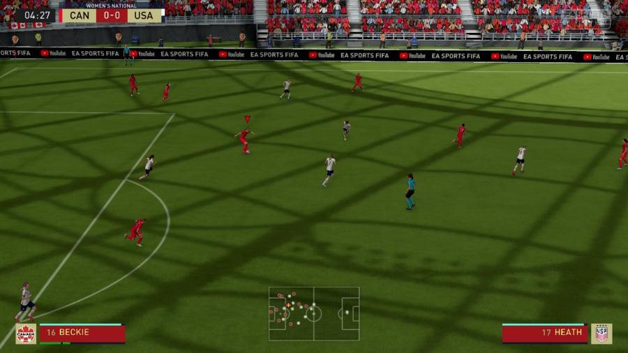 FIFA 22 Review - Screenshot 5 of 5