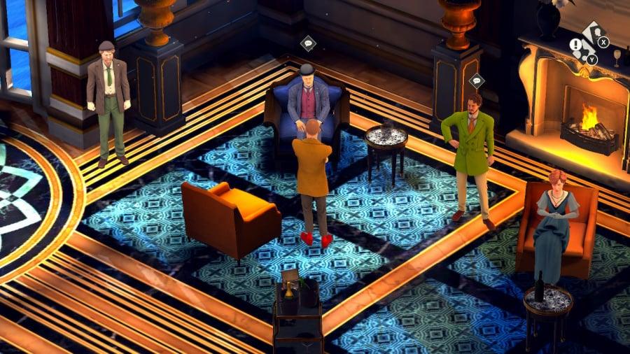 Agatha Christie-Hercule Poirot: First Case Review-Screenshot 4/4