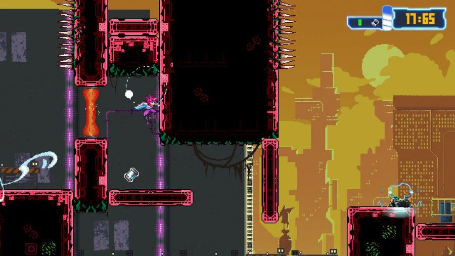 Aeon Drive Review - Screenshot 3 of 3