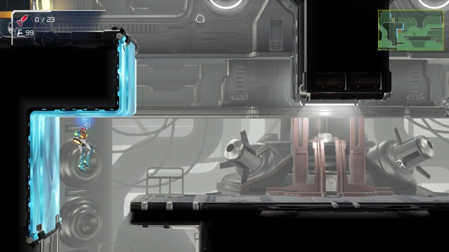 Metroid Dread Review - Screenshot 1 of 4