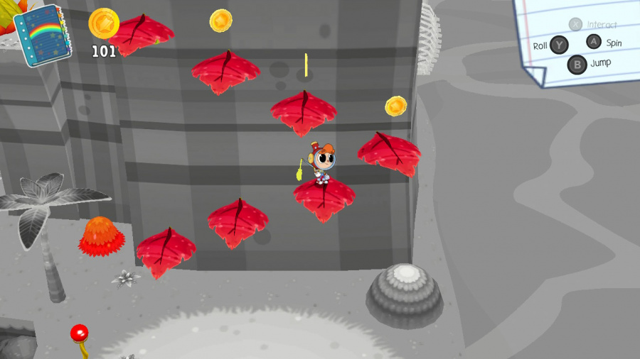 Rainbow Billy: The Curse of the Leviathan Review - Screenshot 2 of 3