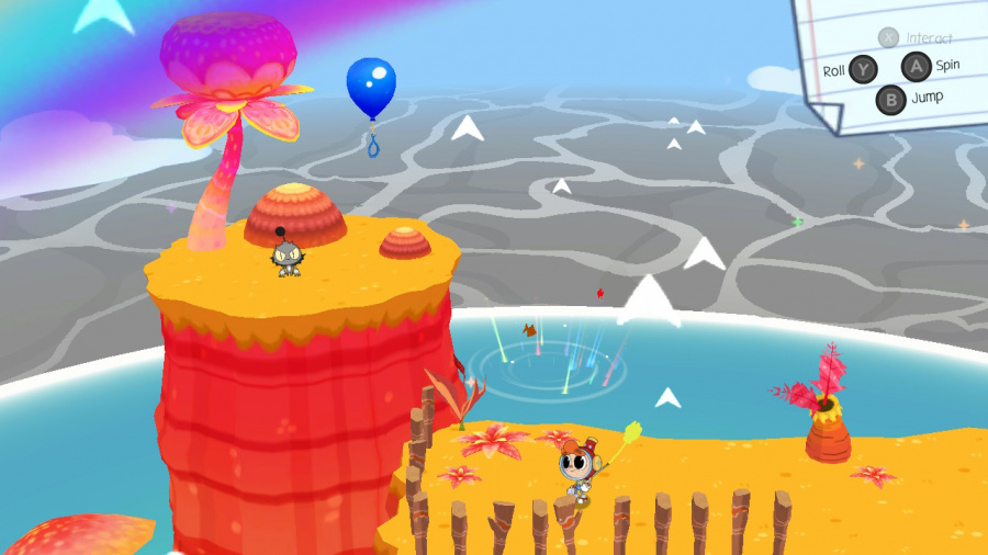 Rainbow Billy: The Curse of the Leviathan Review - Screenshot 1 of 3
