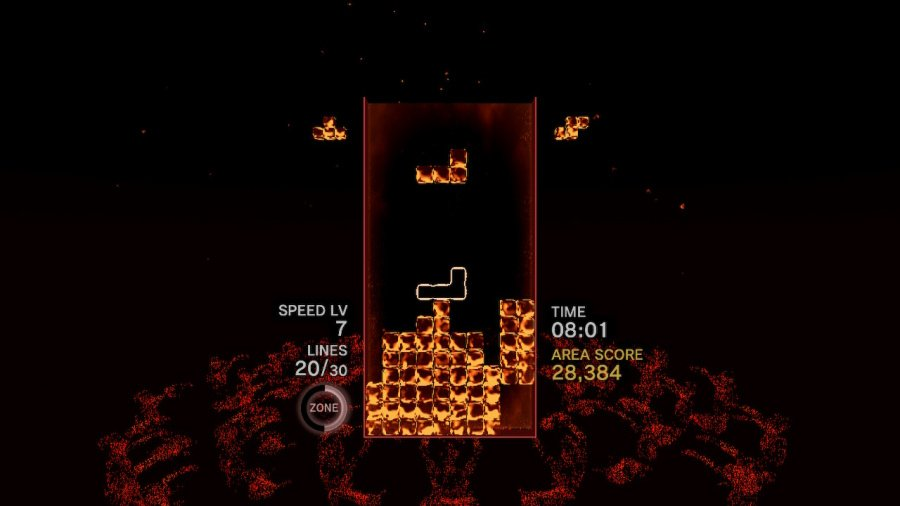 Tetris Effect: Connected Review-Screenshot 3/6